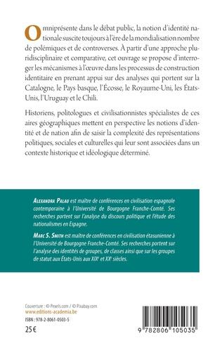4eme Processus de transformation et consolidation identitaires dans les sociétés européennes et américaines aux XXe-XXIe siècles