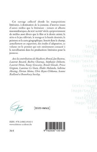 4eme Les novellisations pour la jeunesse