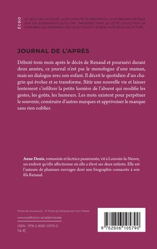 4eme Journal de l'après