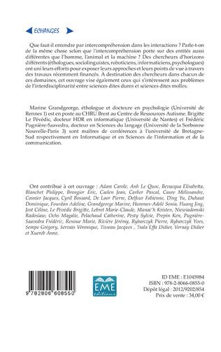 4eme Interactions et Intercompréhension : une approche comparative
