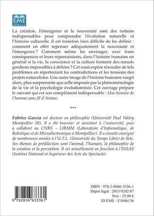 4eme Culture, biologie et cognition