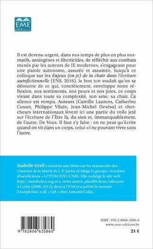 4eme Les Enjeux (en-je)