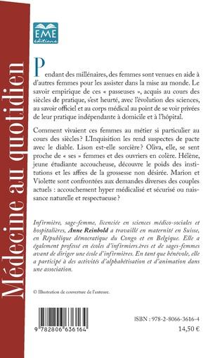 4eme Lison et Oliva. Histoires de sages-femmes