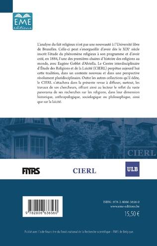 4eme Cahiers du CIERL 5
