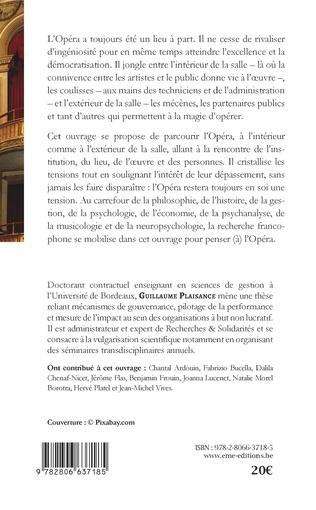 4eme Penser (à) l'Opéra