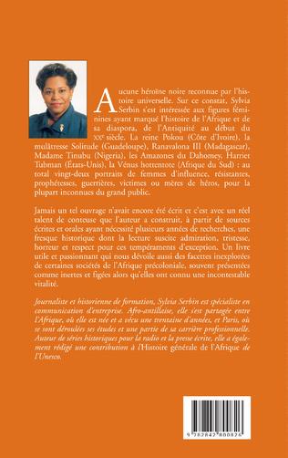 4eme REINES D'AFRIQUE ET HÉROÏNES DE LA DIASPORA NOIRE