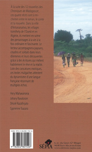 4eme Nouvelles chroniques de Madagascar