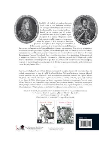 4eme HISTOIRE DE L'ÉTHIOPIE