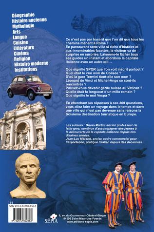 4eme ROME EN 300 QUESTIONS