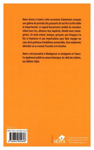 4eme MADAGASCAR, ENTRE POIVRE ET VANILLE