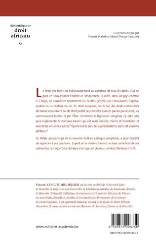 4eme Précis de droit civil des biens