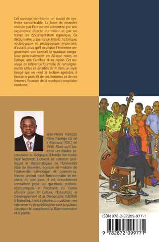 4eme Dictionnaire des immortels de la musique congolaise moderne