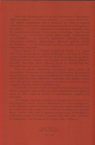 4eme Articles historiques sur les Marines, Colonies et Outre-Mers