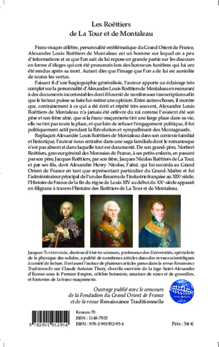 4eme Les Roëttiers de la Tour et de Montaleau