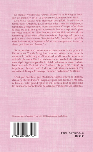 4eme Les Femmes illustres