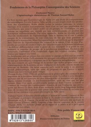 4eme Thomas S. Kuhn et la philosophie des révolutions scientifiques