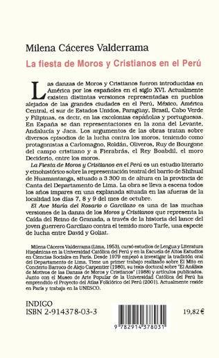 4eme La fiesta de Moros y Cristianos en el Perú
