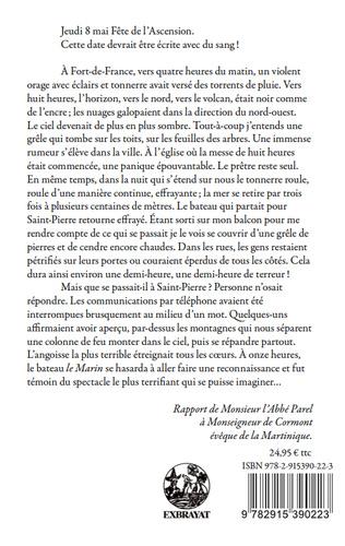 4eme Saint-Pierre 8 mai 1902