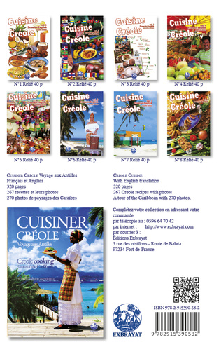 4eme Cuisine Créole vol. 2