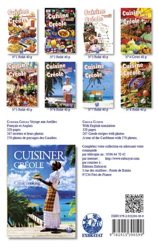 4eme Cuisine Créole vol. 3