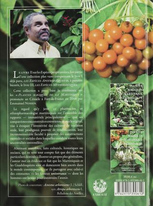 4eme Plantes magiques de la Martinique Guadeloupe et des Petites Antilles