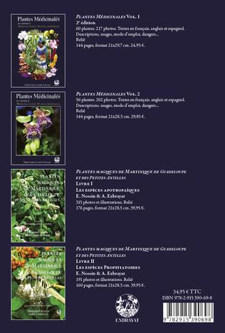 4eme Plantes Médicinales des tropiques vol. 3
