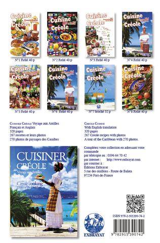 4eme Cuisine Créole vol. 6