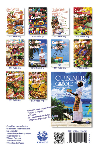 4eme Cuisine Créole vol. 7