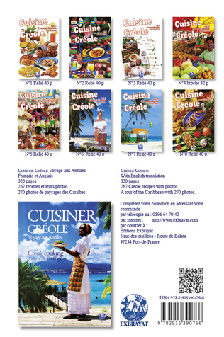 4eme Cuisine Créole vol. 4