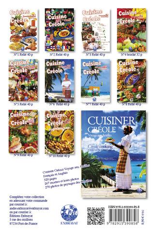 4eme Cuisine Créole végétarienne vol. 10