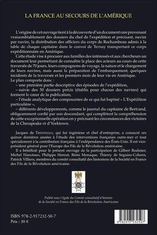 4eme La France au secours de l'Amérique