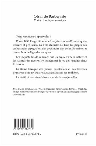 4eme César de Barberaste