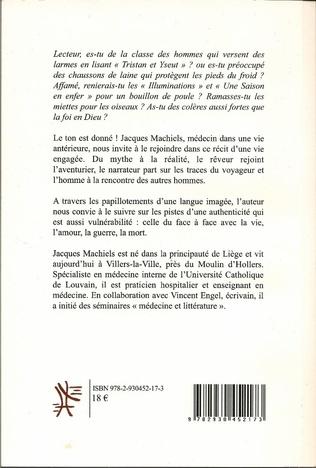 4eme L'Amant de Salammbô. Récits, fables et papillotements