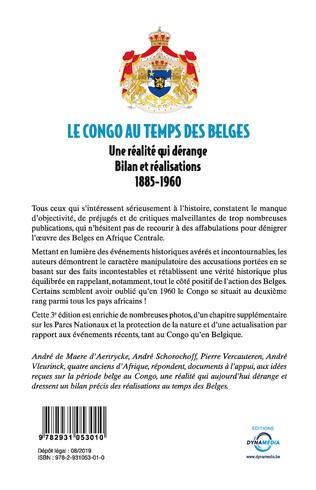 4eme Le Congo au temps des Belges