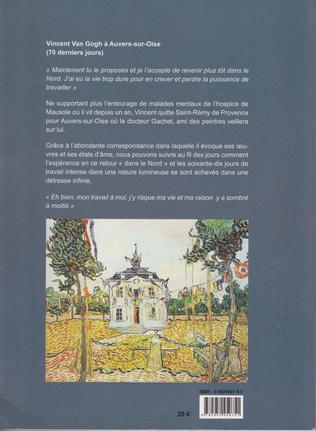 4eme Vincent Van Gogh à Auvers-sur-Oise