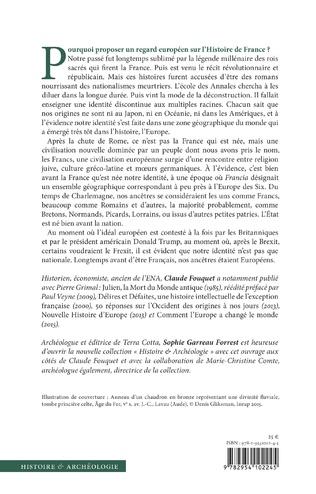 4eme Histoire européenne de France