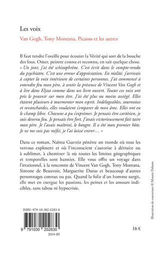 4eme Les Voix. Van Gogh, Tony Montana, Picasso et les autres