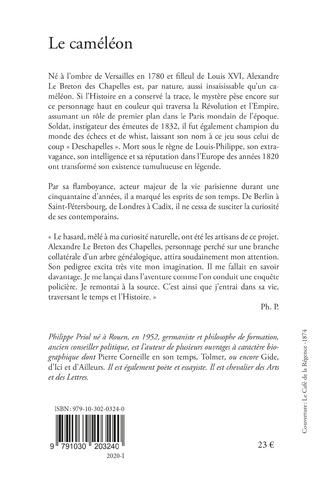 4eme Le Caméléon
