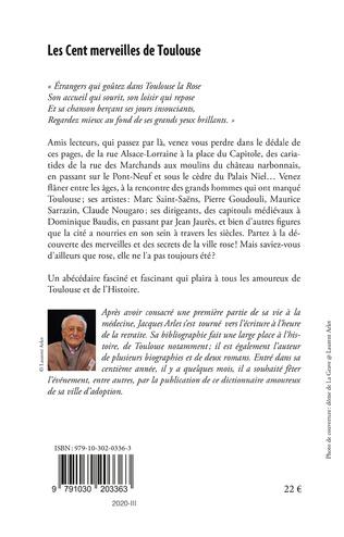 4eme Les Cent merveilles de Toulouse
