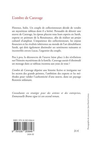 4eme L'OMBRE DE CARAVAGE