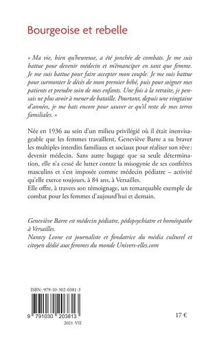 4eme Bourgeoise et rebelle