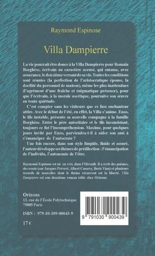 4eme Villa Dampierre