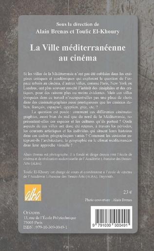 4eme La ville méditerranéenne au cinéma