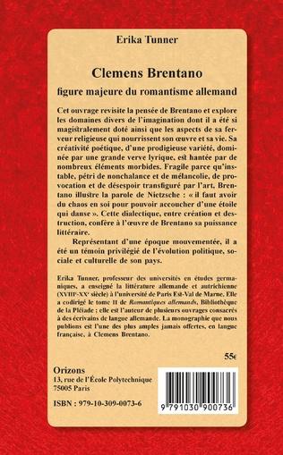 4eme Clemens Brentano