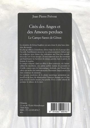 4eme Cité des Anges et des Amours perdues