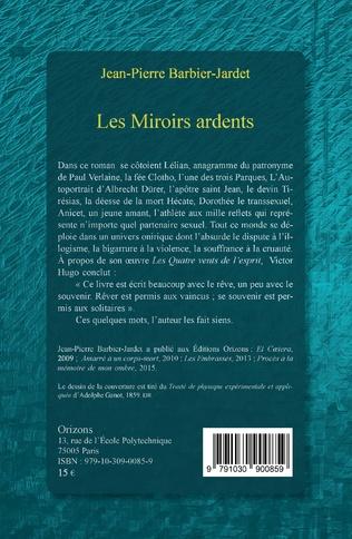 4eme Les miroirs ardents
