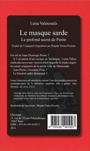 4eme Le masque sarde