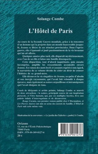 4eme L'Hôtel de Paris