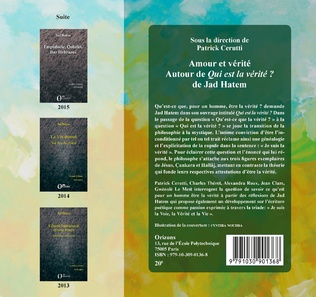 4eme Interroger la vérité à partir de Jad Hatem : Mystique, philosophie et lumière de la vérité