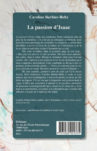4eme La passion d'Isaac